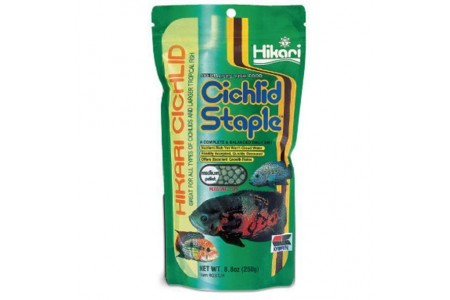 Hikari Cichlid Staple Food Medium Pellet 57g/250g