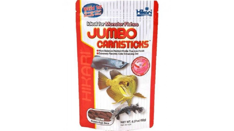 Hikari Jumbo CarniStix 182gr