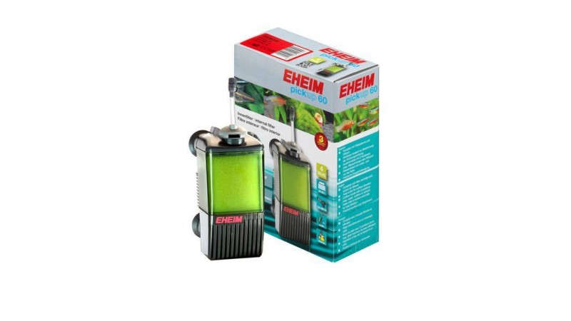 Fish tank Internal filter EHEIM PickUp 60 for aquariums 30 - 60 liters