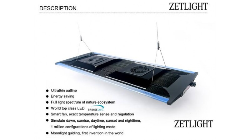 LED φωτιστικό σώμα ZT6800