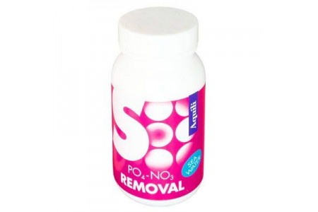 Aquili NO3 - PO4 Removal - sea water