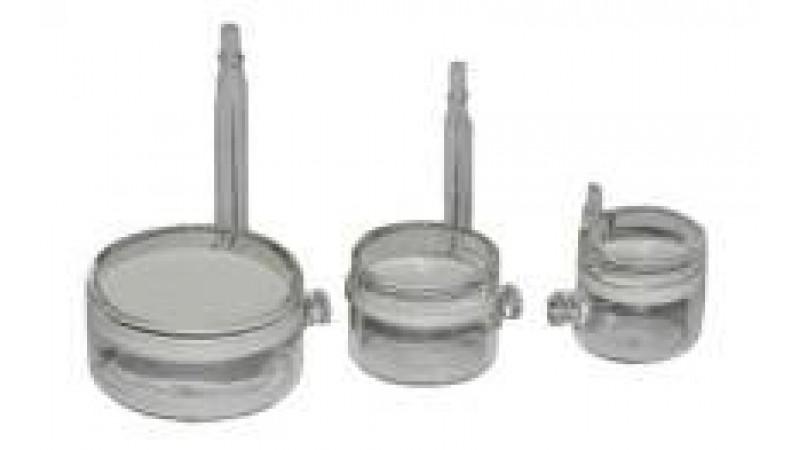 Corner diffuser/Стъклен дифузер с пореста мембрана