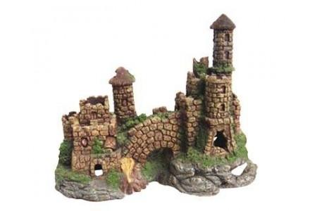 Изкуствена декорация - Голям замък