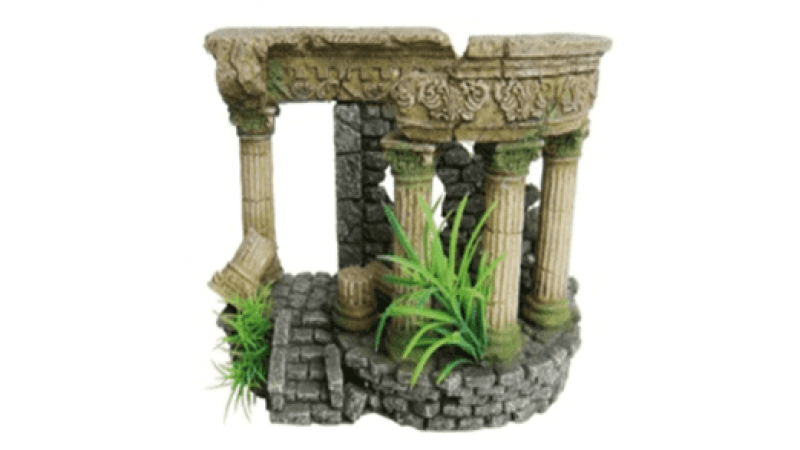 Изкуствена декорация - Римска стена