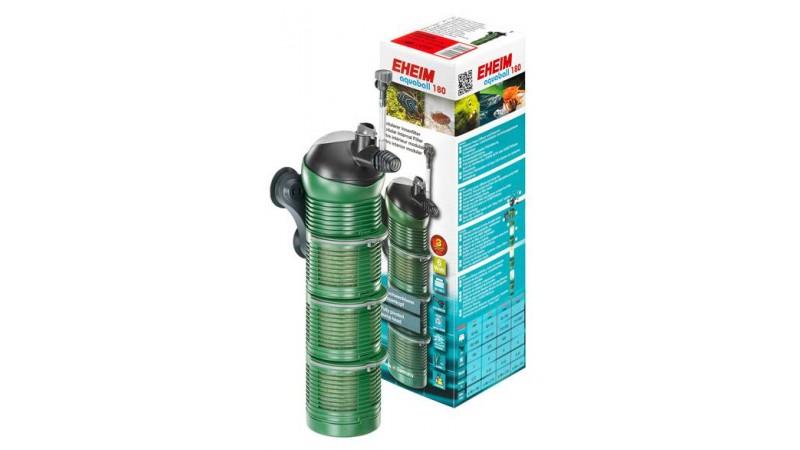 Вътрешен филтър EHEIM AquaBall 180 с 3х филтър и Media Box