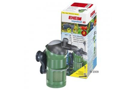 Fish tank internal filter EHEIM AquaBall 60 for aquariums 30-60 liters