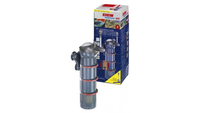 Fish tank Internal filter Eheim Biopower 200 for aquariums 100 - 200 liters