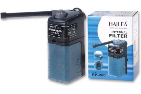 Internal filter for fish tanks (aquariums) Hailea RP-200