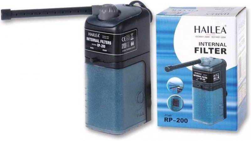 Internal filter for fish tanks (aquariums) Hailea RP-200