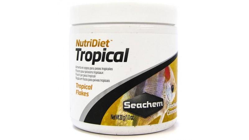 SeaChem NutriDiet® Tropical Flakesе