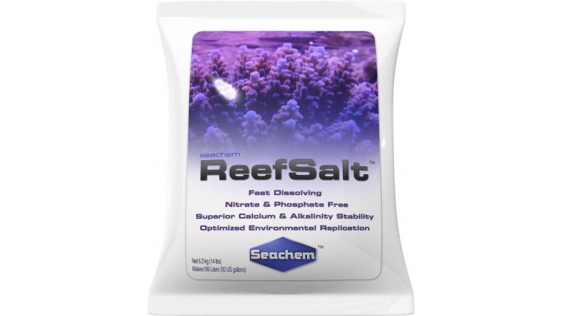SeaChem Reef Salt 189Л