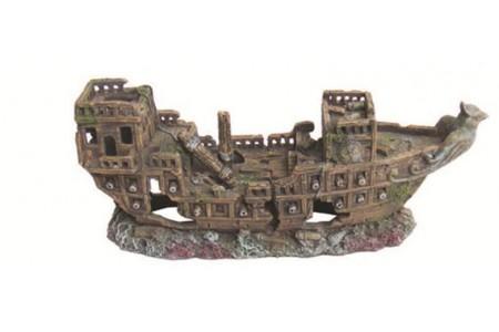 Изкуствена декорация - Кораб