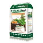 Активен субстрат за растителен аквариум Dennerle Soil Black Color Type 1-4мм 4л