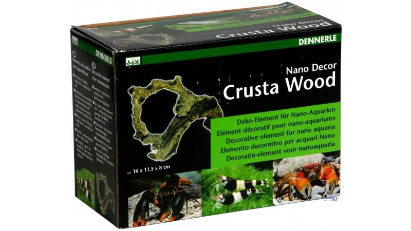 Декорация за нано аквариуми Dennerle Nano Crusta Wood M