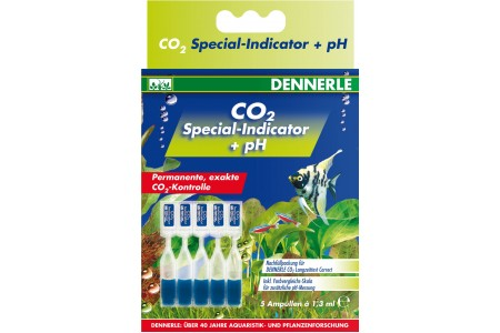 Dennerle CO2 Special ­Indicator + pH