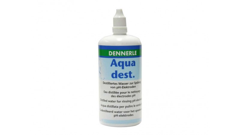 Дестилирана вода Dennerle Distilled water, 250 мл.