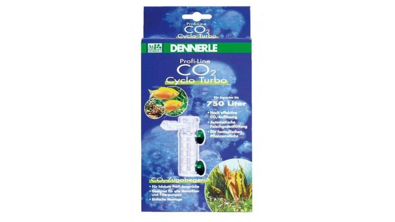 Дифузер за аквариуми до 750 литра Dennerle ProfiLine CO2 Cyclo Turbo
