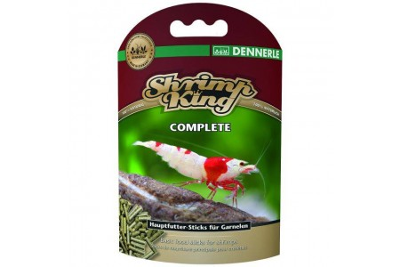 Храна за скариди Dennerle Shrimp King Complete  Basic Feed 30 гр.