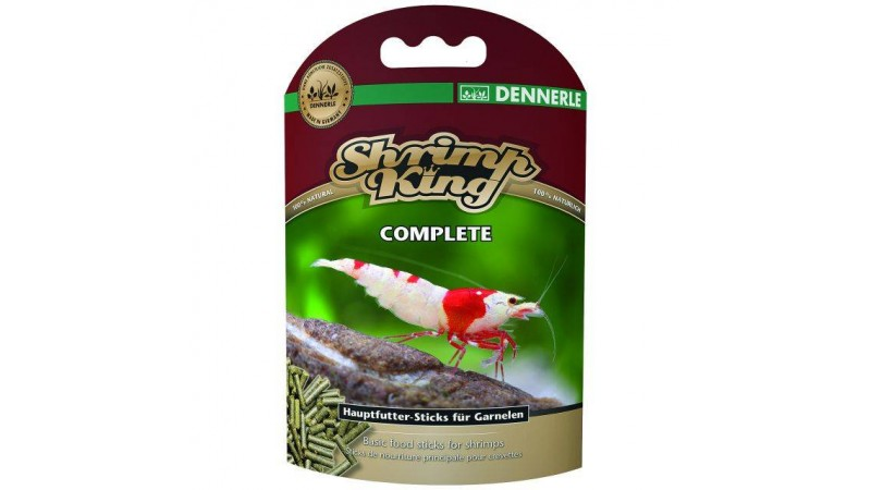 Храна за скариди Dennerle Shrimp King Complete  Basic Feed 30g