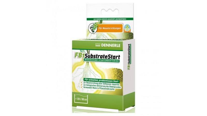 Микс от активни бактерии за субстрат Dennerle FB1 Substrate Start 50 гр.