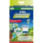Продължителен тест Dennerle CO2 longterm test Correct + pH