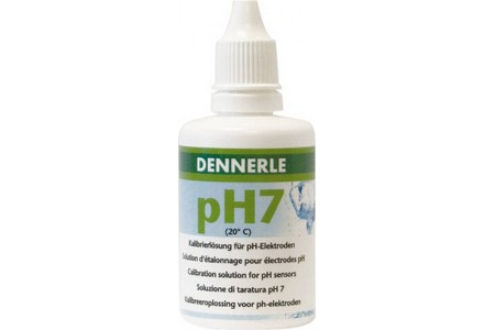 Разтвор Dennerle pH­calibration solution 7, 50 мл.