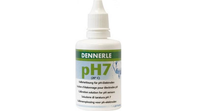 Разтвор Dennerle pHcalibration solution 7, 50 мл.
