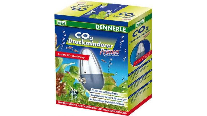 Редуктор Dennerle CO2 pressure reducer Evol.Primus
