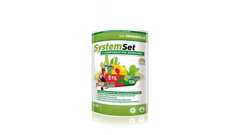 Сет от 3 вида тор за растения Dennerle Perfect Plant SystemSet 25 мл.