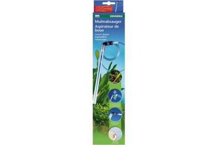 Сифон за почистване дъното на аквариума Dennerle Gravel cleaner