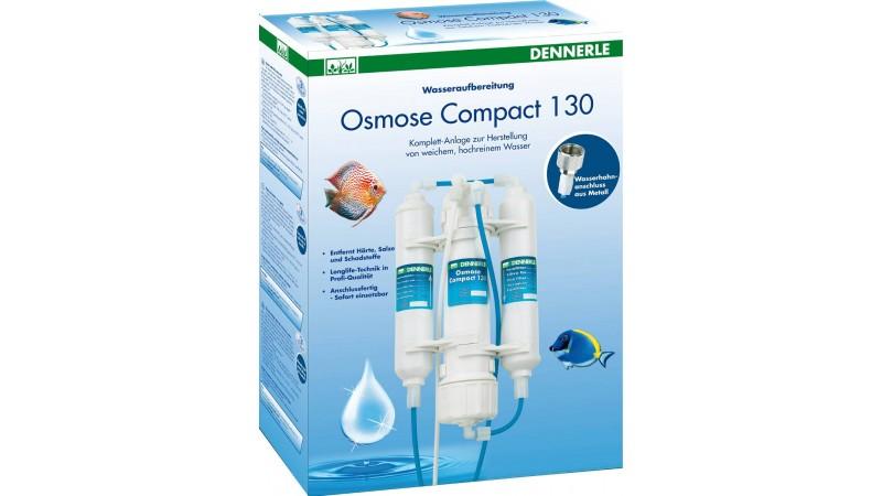 Система за обратна осмоза Dennerle Osmose Compact 130