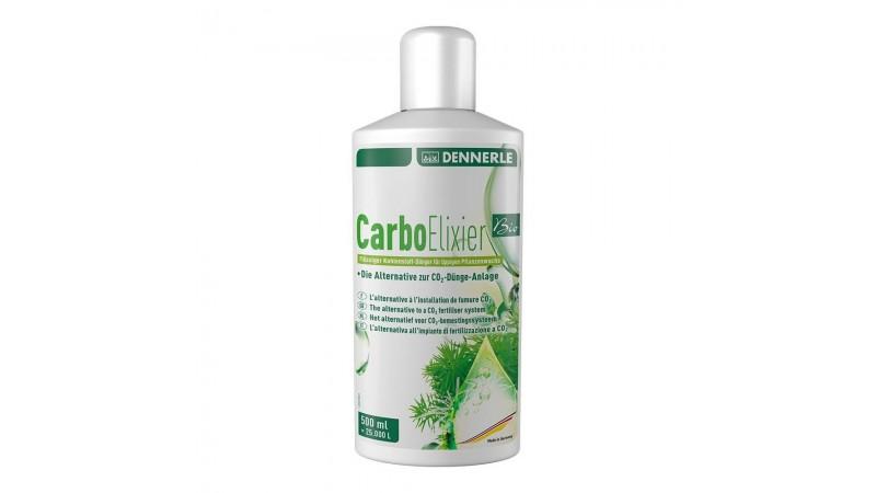 Течна тор базирана на естествен чист въглерод Dennerle Carbo Elixier Bio 500 мл.