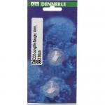 Вендузи с щипки Dennerle CO2 Longlife suction clip, small, 2 бр.