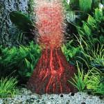Декорация за аквариум Hydor H2SHOW KIT GREY VOLCANO - RED LIGHT EU