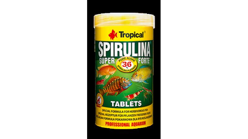 Tropical Super Spirulina Forte Tablets 2kg