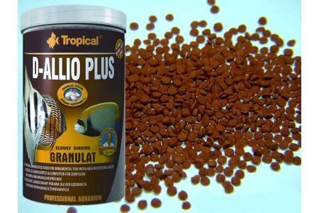 Храна под формата на гранули Tropical D-Allio Plus Granulat