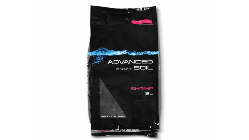 AquaEL ADVANCES SOIL SHRIMP 1-4mm 3L