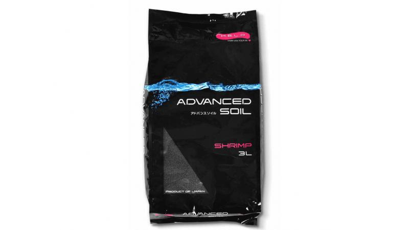 Субстрат за скариди AquaEL ADVANCES 1-4мм 3л