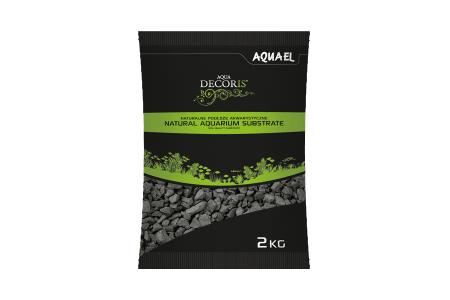 AquaEL Basalt Gravel 2-4 mm 2kg / 10kg