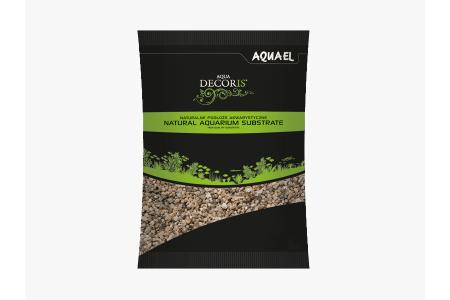 Натурален многоцветен грунд AquaEL 1.4-2мм 2кг / 10кг