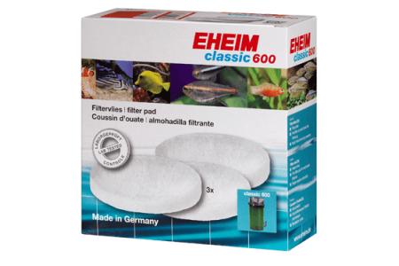 Фина филтърна вата за EHEIM Classic 600