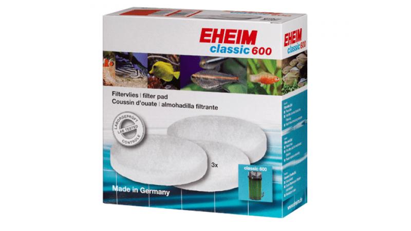 EHEIM Classic 600 Fine filter Pads