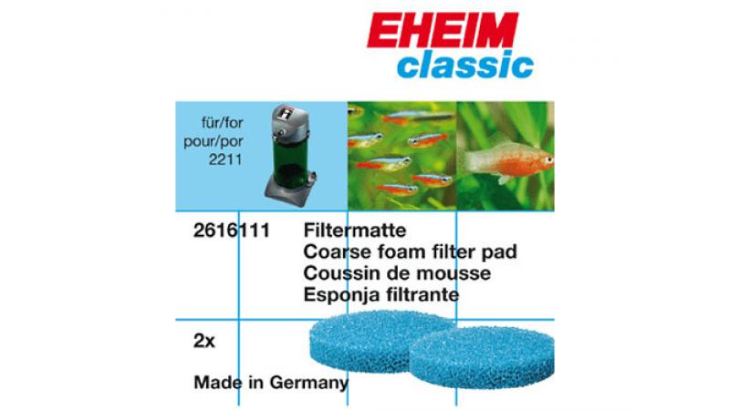 EHEIM Coarse Foam Filter Pads for Classic 150