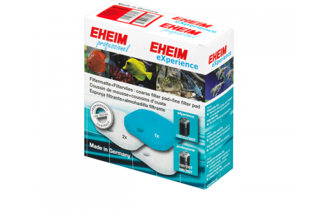 EHEIM Filter Pads for eXperience 150/250 - 1 Coarse Pad and 2 Fine pads