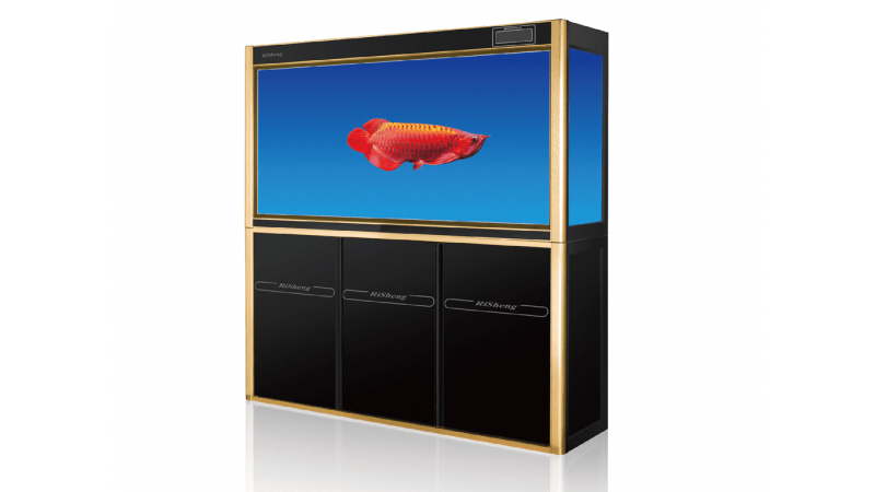 Aquarium with a stand RS180AM Maple