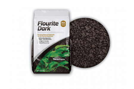 SeaChem Flourite Dark™ 0.5-3мм 3.5kg