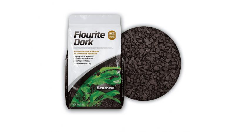 SeaChem Flourite Dark™ 0.5-3mm 3.5kg
