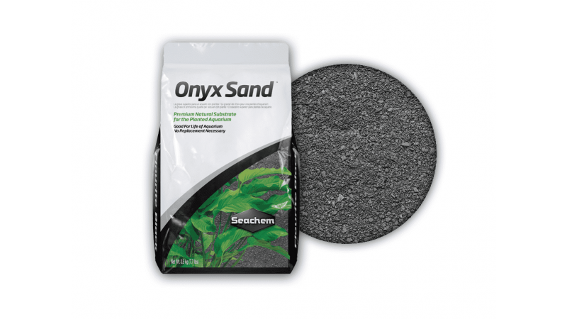 SeaChem Onyx Sand™ 0.5-1.5мм 3.5кг / 7кг