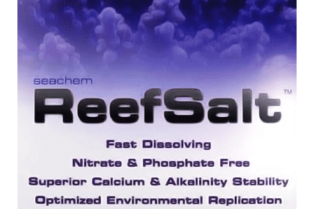 SeaChem Reef Salt  1кг насипно