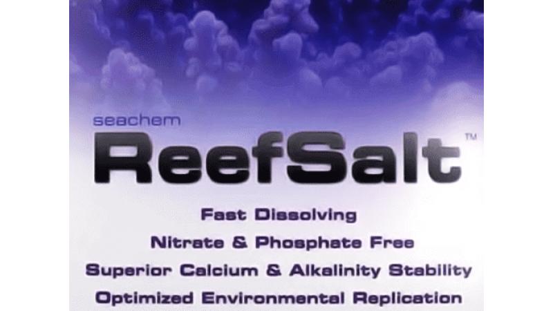 SeaChem Reef Salt  1kg Bulk